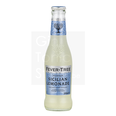 Fever-Tree Sicilian Lemonade 20cl