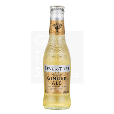 Fever-Tree Ginger Ale 20cl