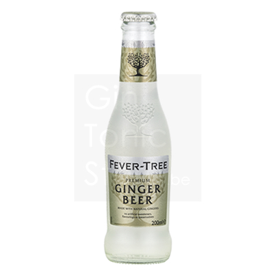 Fever-Tree Ginger Beer 20cl
