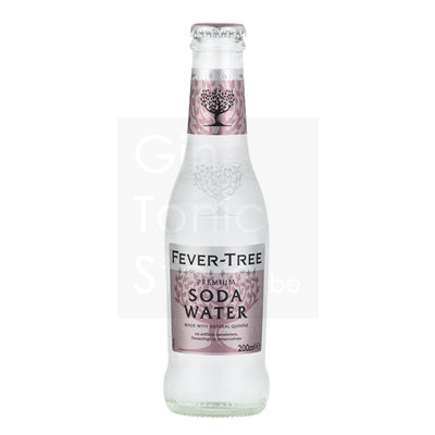 Fever-Tree Soda Water 20cl