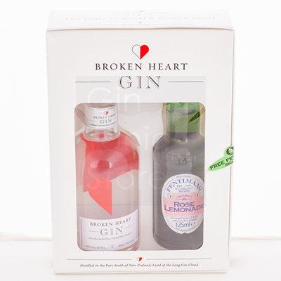 Broken Heart Gin 20cl Giftpack