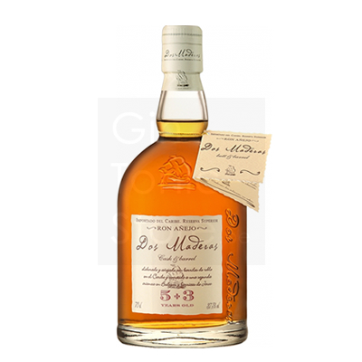 Dos Maderas Rum 5+3 Years 70cl
