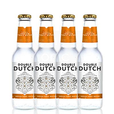 Double Dutch Indian Tonic 4x20cl