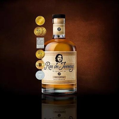 Ron De Jeremy Reserva Rum 8 Years 70cl