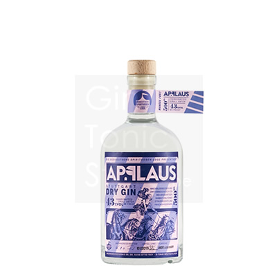 Applaus Stuttgart Dry Gin 50cl