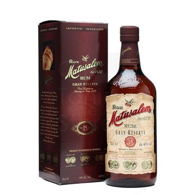 Matusalem Gran Reserva Rum 15 Years 70cl