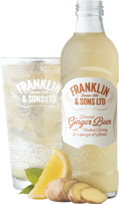 Franklin & Sons Ginger Beer 20cl