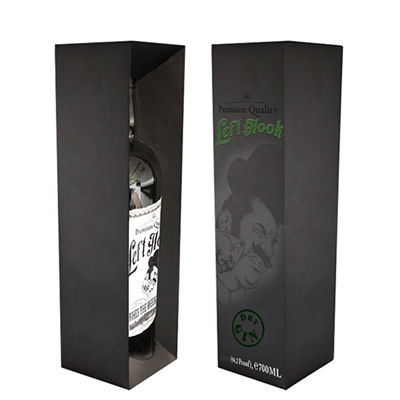 Left Hook Dry Gin 70cl Giftpack