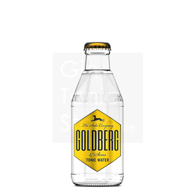 Goldberg & Sons Tonic Water 20cl