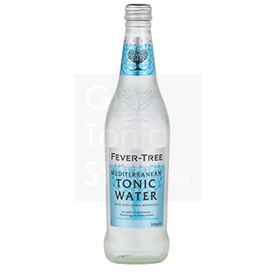Fever-Tree Mediterranean Tonic Water 50cl