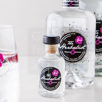 The Herbalist Gin Mini 5cl