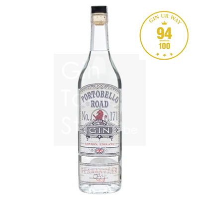 Portobello Road No 171 Gin 70cl