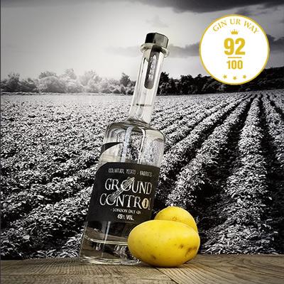 Ground Control Gin 1 - Aardappelen 50cl