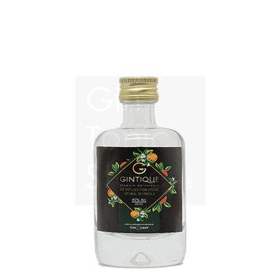 Gintique Gin Mini 4cl