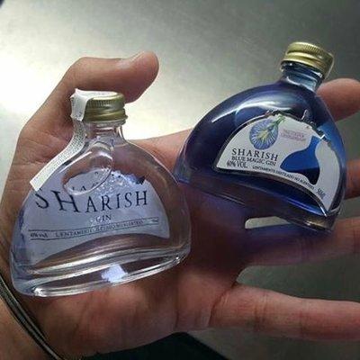 Sharish Gin Mini 5cl