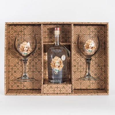 Daffy's Gin 70cl Giftbox + 2 glazen