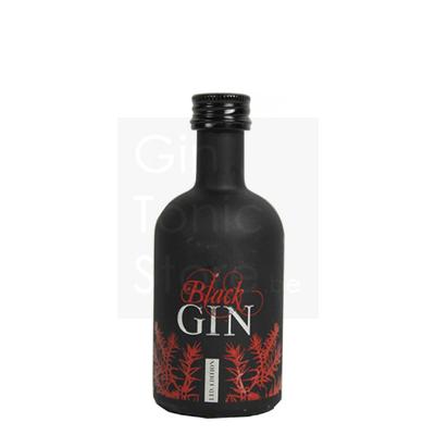 Gansloser Black Gin Distillers Cut Mini 5cl