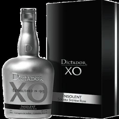 Dictador XO Insolent Rum 70cl