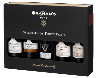 Graham's Port Selection Giftpack 5x20cl