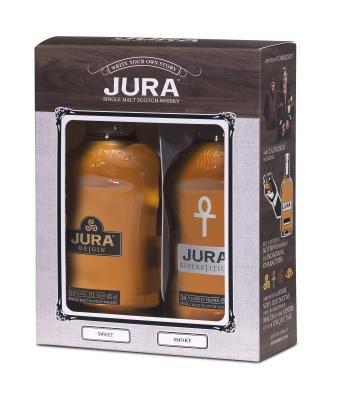 Jura Twinpack Whisky 2x20cl