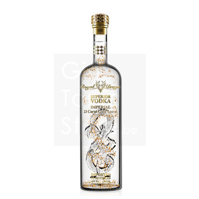 Royal Dragon Vodka Imperial 75cl
