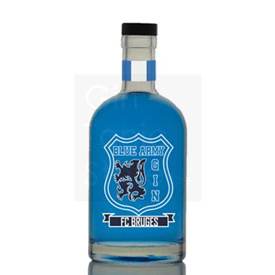 Club Brugge Blue Army Gin Blue 70cl