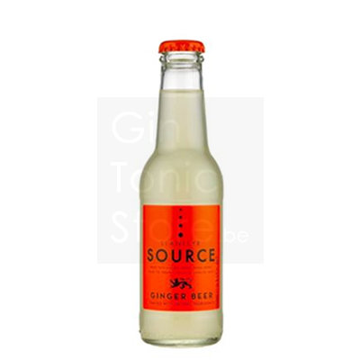 Llanllyr Source Fiery Ginger Beer 20cl