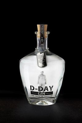 D-Day Gin 70cl
