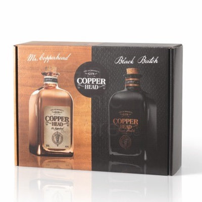 Copperhead Gin Duo Box Giftpack