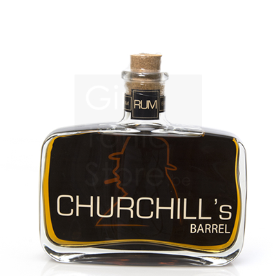 Churchill's Barrel Rum 50cl