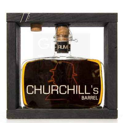 Churchill's Barrel Rum 50cl Limited Edition 2017