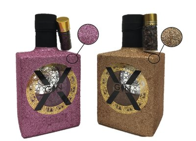 X-Gin 50cl Glitter Limited Edition