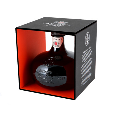 Taylor's 325th Anniversary Limited Edition Port 75cl Giftbox