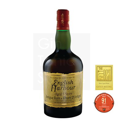 English Harbour Rum 5 Years 70cl