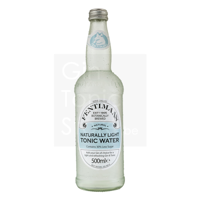 Fentimans Light Tonic Water 500ml