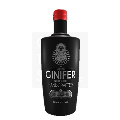 Ginifer Barrel Aged Chili Infused Gin 75cl