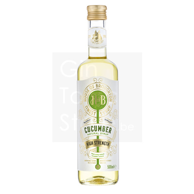 Fentimans House of Broughton Cucumber Natural Syrup 500ml