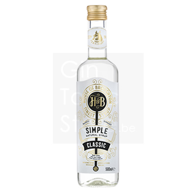 Fentimans House of Broughton Simple Natural Syrup 500ml