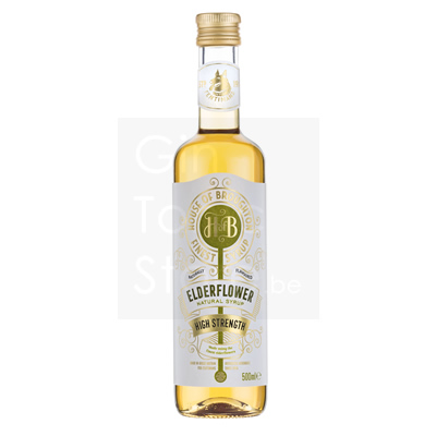 Fentimans House of Broughton Elderflower Natural Syrup 500ml