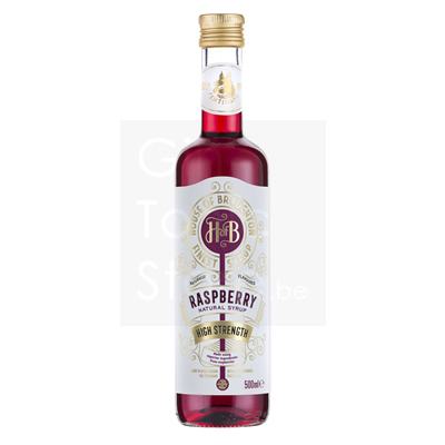 Fentimans House of Broughton Raspberry Natural Syrup 500ml
