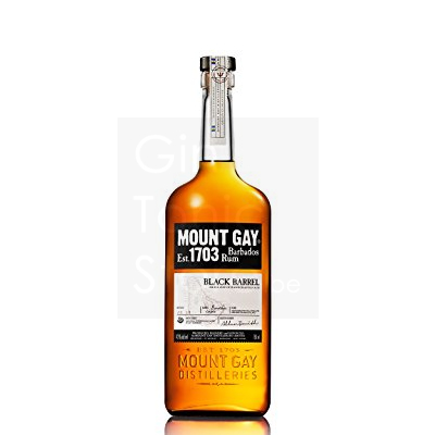 Mount Gay Black Barrel Rum 70cl