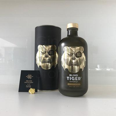 Blind Tiger Imperial Secrets Gin 50cl Giftpack (koker)