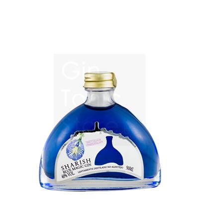 Sharish Gin Blue Magic Mini 5cl