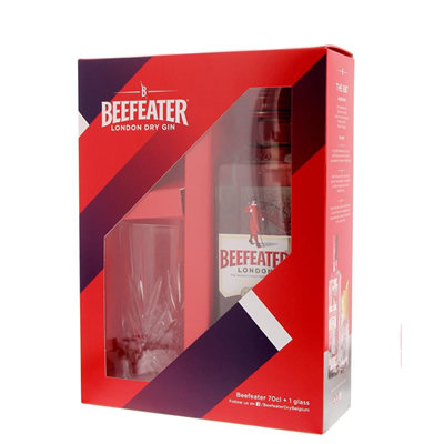 Beefeater Gin 70cl Giftpack