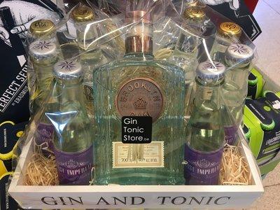 Gin & Tonic geschenkmand à la carte