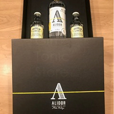Alidor Gin 50cl Giftbox