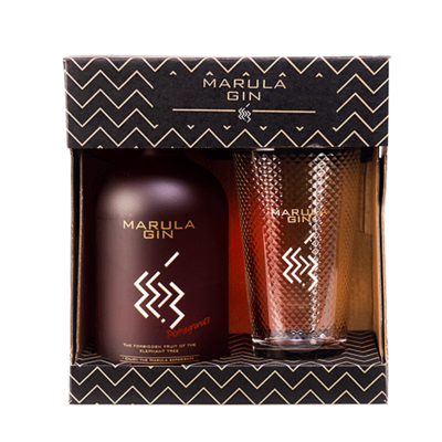 Marula Pomegranate Gin 50cl Giftpack