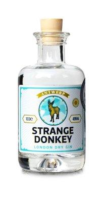 Strange Donkey Gin Mini 10cl