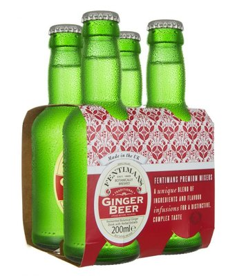Fentimans Ginger Beer 4x200ml
