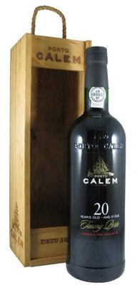 Calem 20 Years Old Tawny Port 70cl Giftpack